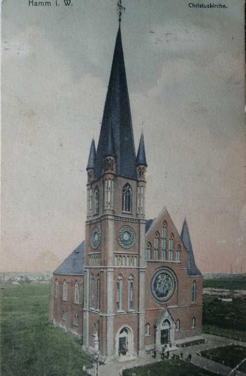 Evangelische Kirchengemeinde Hamm